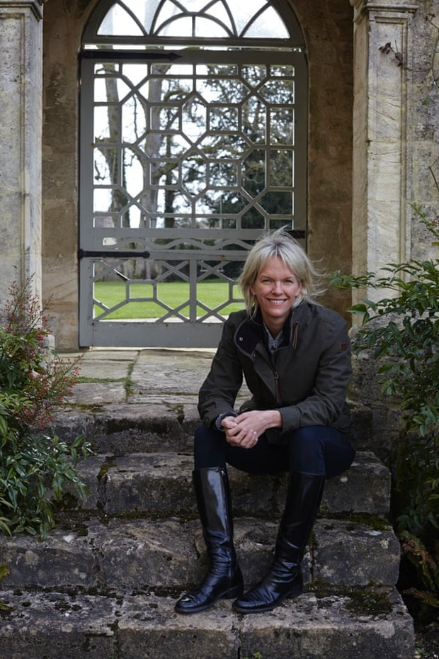 Elisabeth Murdoch at Burford Priory