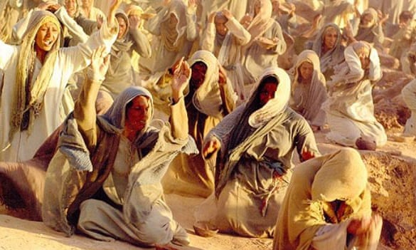 Iranian film on prophet Muhammad set for premiere