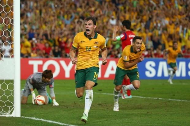 Video: Hàn Quốc vs Australia