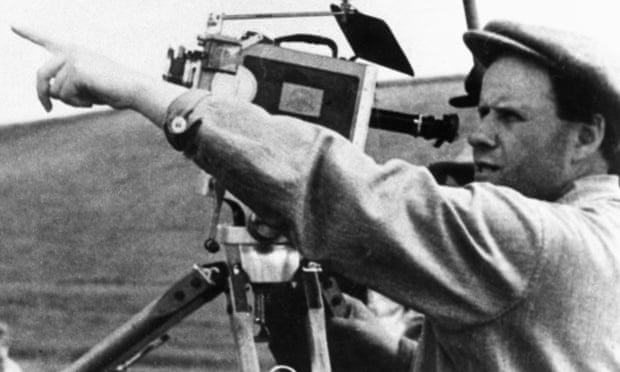 Российские власти отрицают цензуру сценария Питера Гринуэя об Эйзенштейне