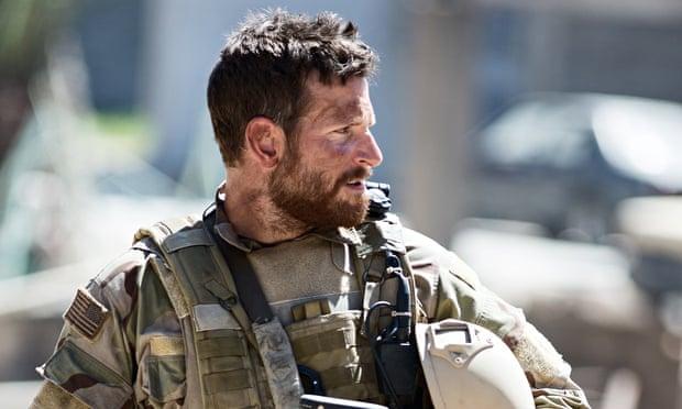 Bradley Cooper as American Sniper