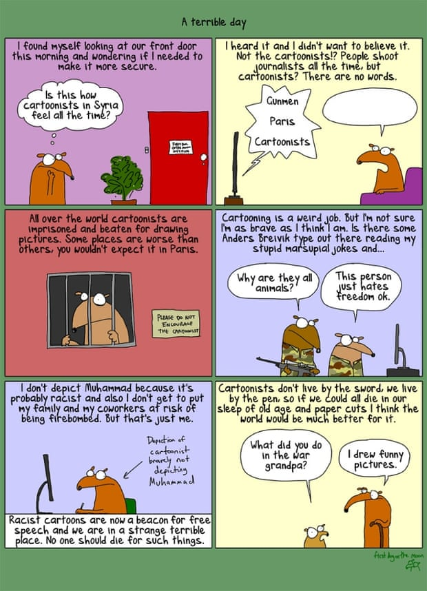 More on Charlie Hebdo
