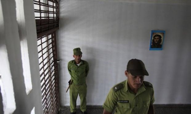 Cuba releases prisoners