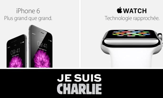 Mark Zuckerberg, Apple and Google respond to Charlie Hebdo attack