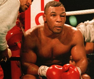 From the vault mike tyson is knocked out by 42 1 underdog for Tyson motors service hours