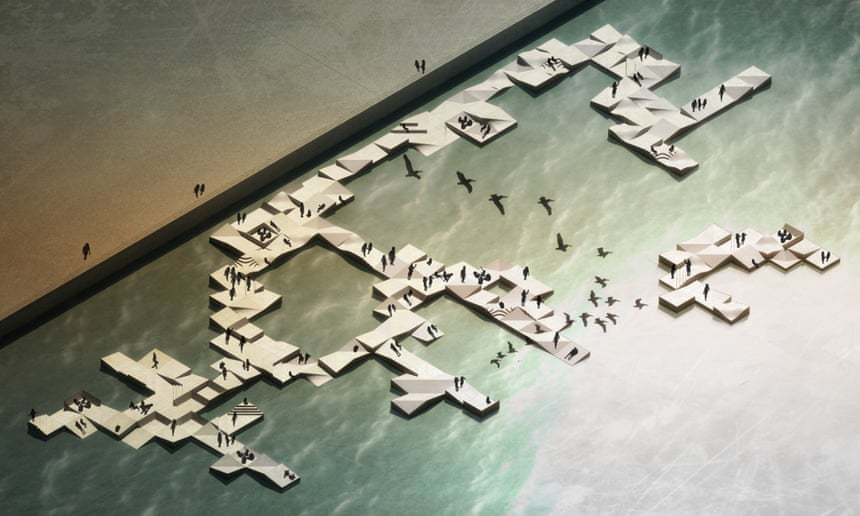 Izmir's floating docks