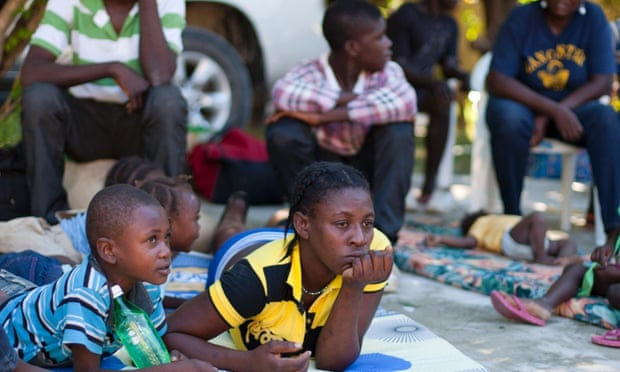 Tens of thousands of Dominican-born people of Haitian descent are stateless and at risk of being deported.
