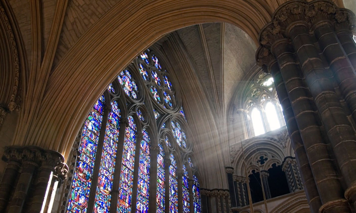 Lincoln Cathedral, which has the best preserved Magna Carta manuscript.