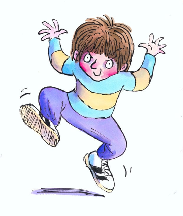 Enduringly odious … Horrid Henry: Tony Ross/Orion