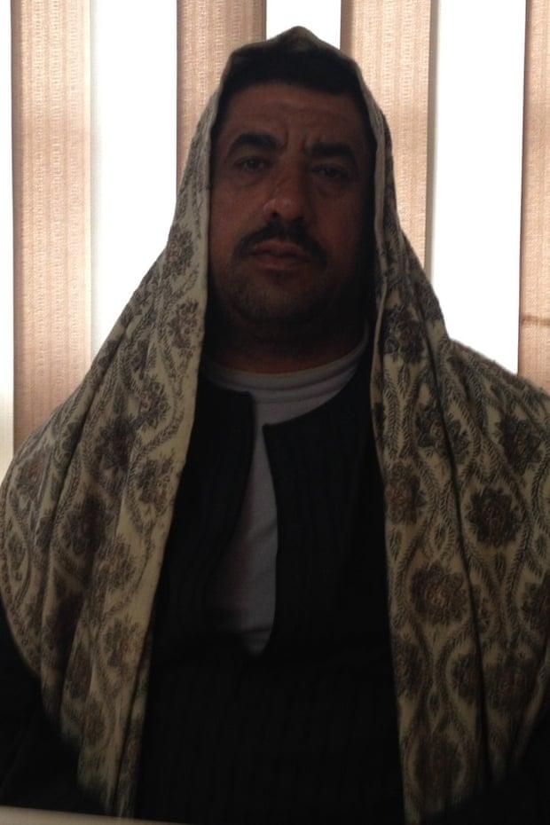 Wagih Matta Hakim Egyptian capture relative