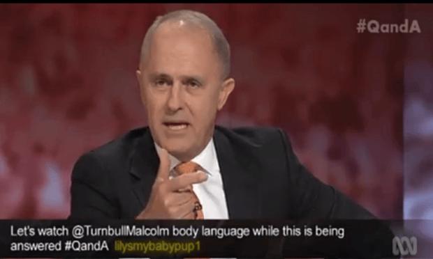 Turnbull Q&A