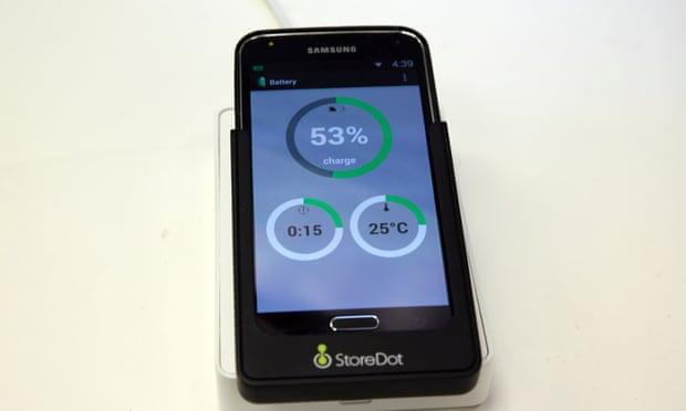 Ecco la batteria del futuro: Durerà meno ma si ricaricherà in soli 60 secondi