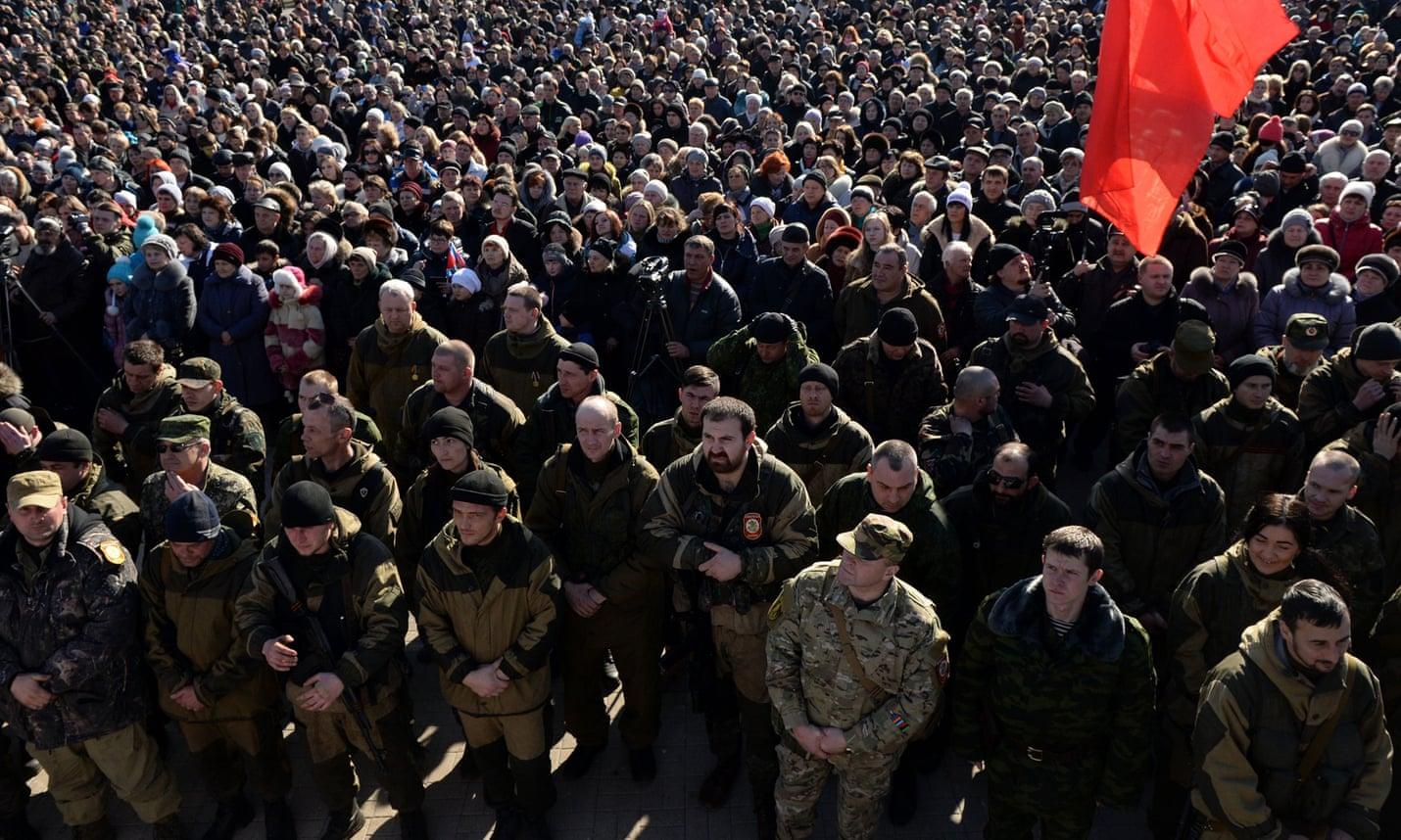 """В Донецке боевик """"ДНР"""" угрожал убить наблюдателей миссии, - ОБСЕ - Цензор.НЕТ 2042"""