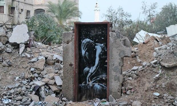 Banksy Gaza