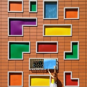 Snapshots: Istanbul\'s impossibly colourful architecture...