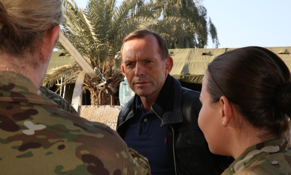 abbott in iraq