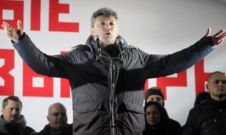 Russian opposition politician Boris Nemtsov shot dead in Moscow...