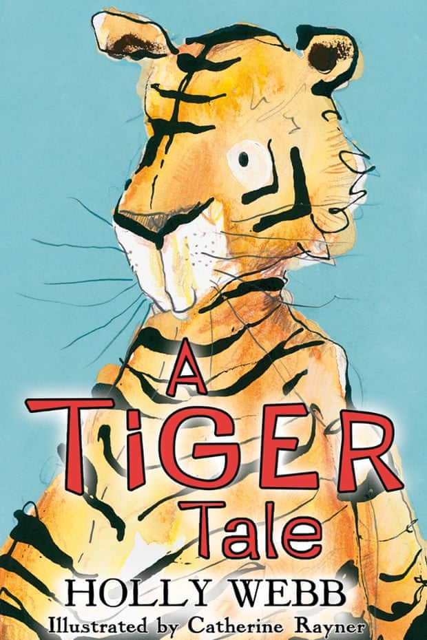 A Tiger Tale by Holly Webb