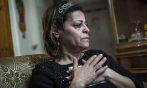 后来Musallam否认她的儿子是摩萨德间谍