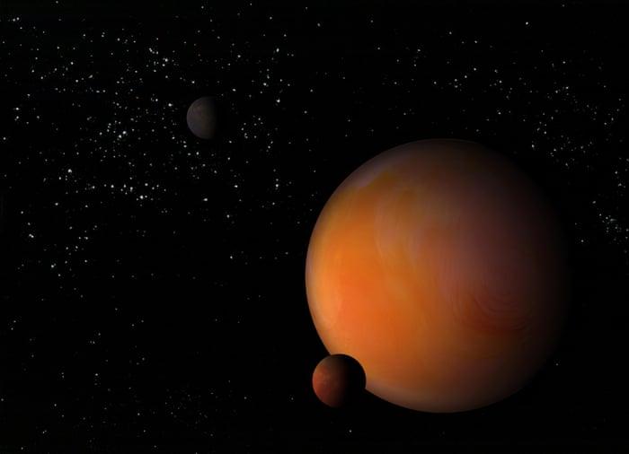 Navid Baraty Wander Space Probe