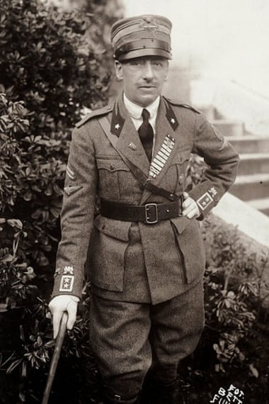 Gabriele d'Annunzio: 'no one wants to clone him'. But maybe others?