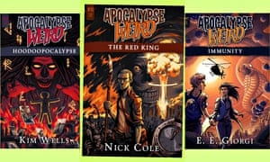 Apocalypse Weird ebook titles artwork