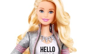 Hello Barbie toy
