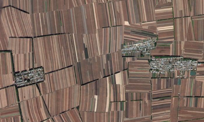 produção agrícola na China