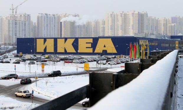 Ikea закрывает журнал в России из-за закона 'о пропаганде гомосексуализма'