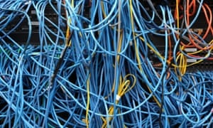 Live wires: Keeping up with technology is not an optional extra, but a necessity.