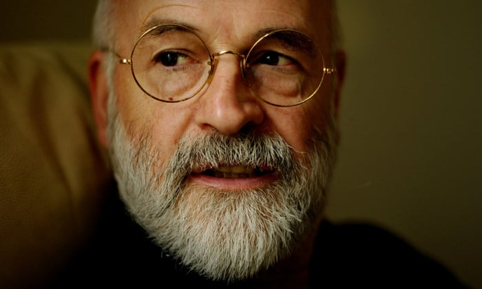 Terry Pratchett in 2011.