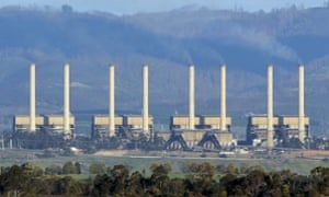 Victoria's Hazelwood power station.