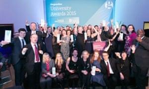 University awards 2015