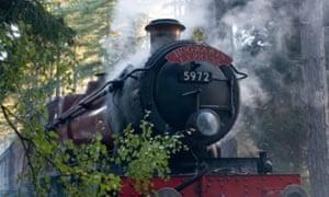 Hogwarts Express still