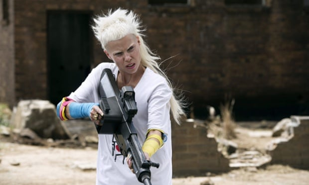 Yolandi Visser in Chappie