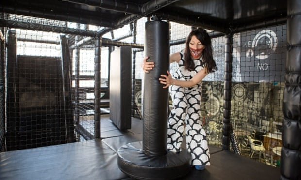 Marvin Gaye Chetwynd explores The Idol soft play area