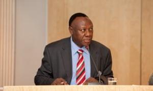 Ibrahim Lipumba