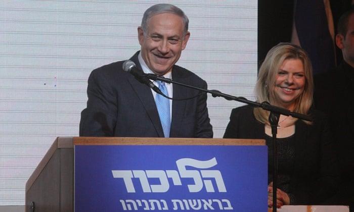 Netnyahu recants on Palestinian statehood