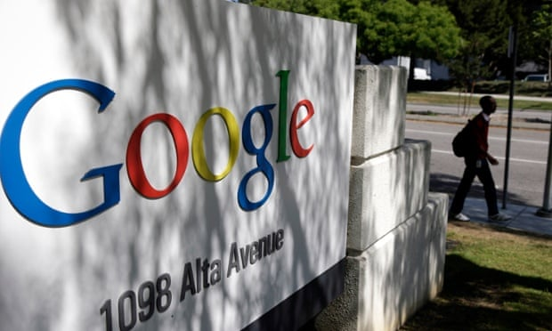 Google has been a leading silicon valley supporter of the Obama administration. Photograph: Marcio Jose Sanchez/AP