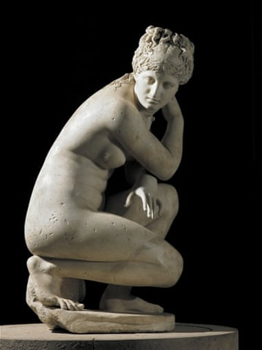 Lely's Venus, a second-century AD Roman copy of a Greek original