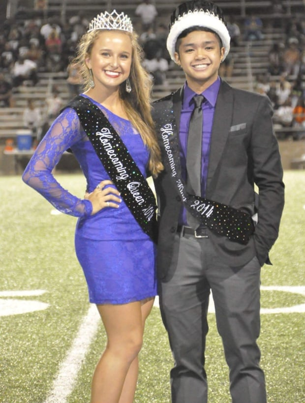 transgender homecoming king Mel Gonzales Texas Sugar Land