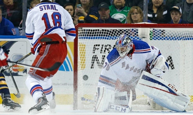 Five Years After Freak Accident, A Rookie Goalie Cherishes His Shot With Rangers