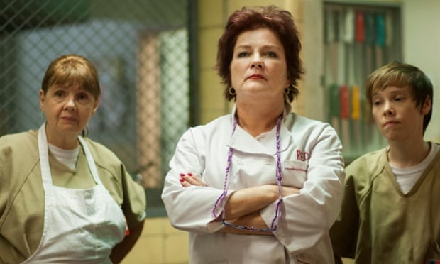 Orange is the New BlaOrange is the New Black: one series does not satisfy the lesbian appetiteck: one drama is not enough
