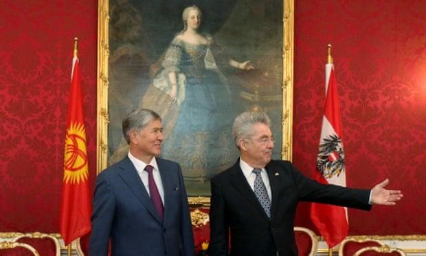 Кыргызстан стремится в Европу - в то же время становясь все ближе к России