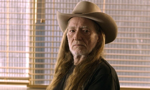 Willie Nelson … Shopkeeper in waiting. Photograph: USA Network/USA Network/NBCU Photo Bank
