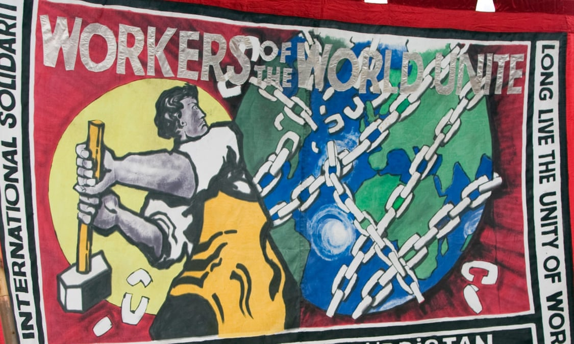 Democracies of The World Unite Workers of The World Unite