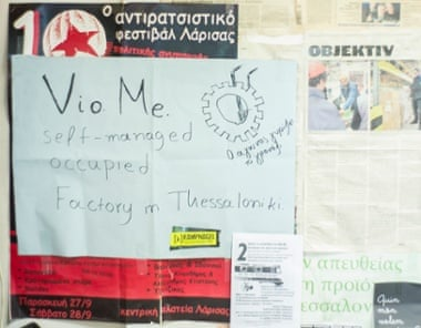 A noticeboard for workers.
