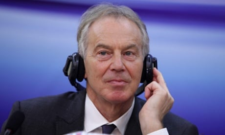 Tony Blair donates �1,000 to each Labour candidate in target seats...