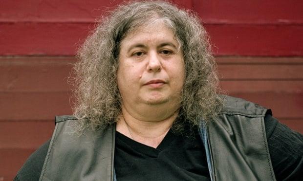 Andrea Dworkin in 2000.