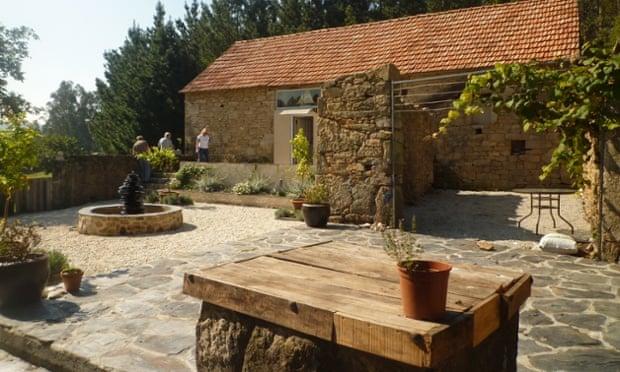 Casa Lucinda, Galicia